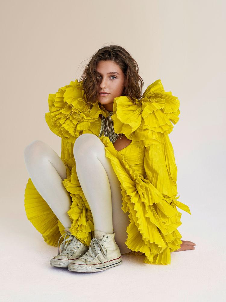 grazia magazine collections shoot