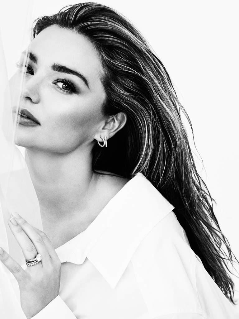 grazia magazine Miranda Kerr Beauty Shoot