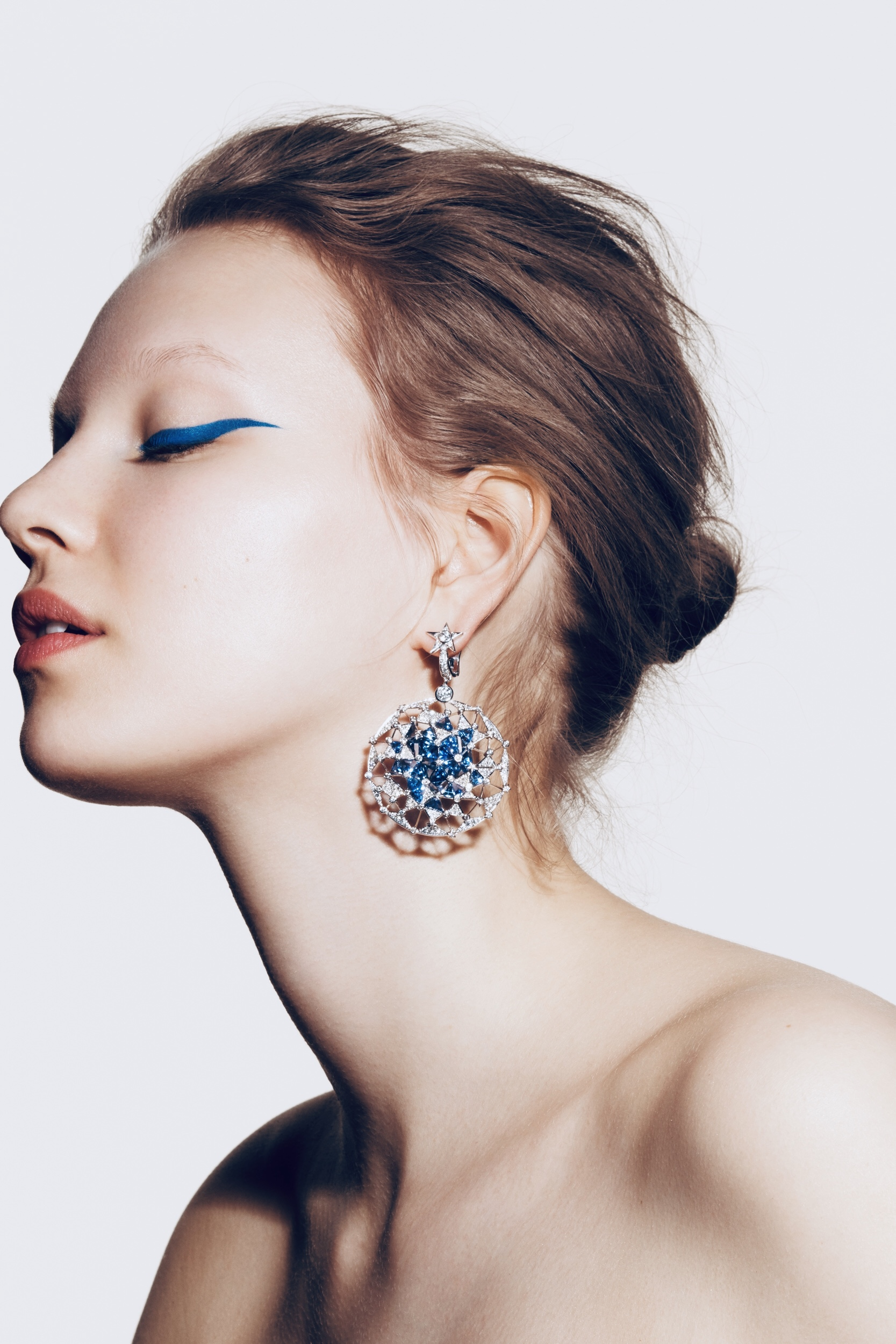 grazia magazine Big Fashion Beauty Shoot