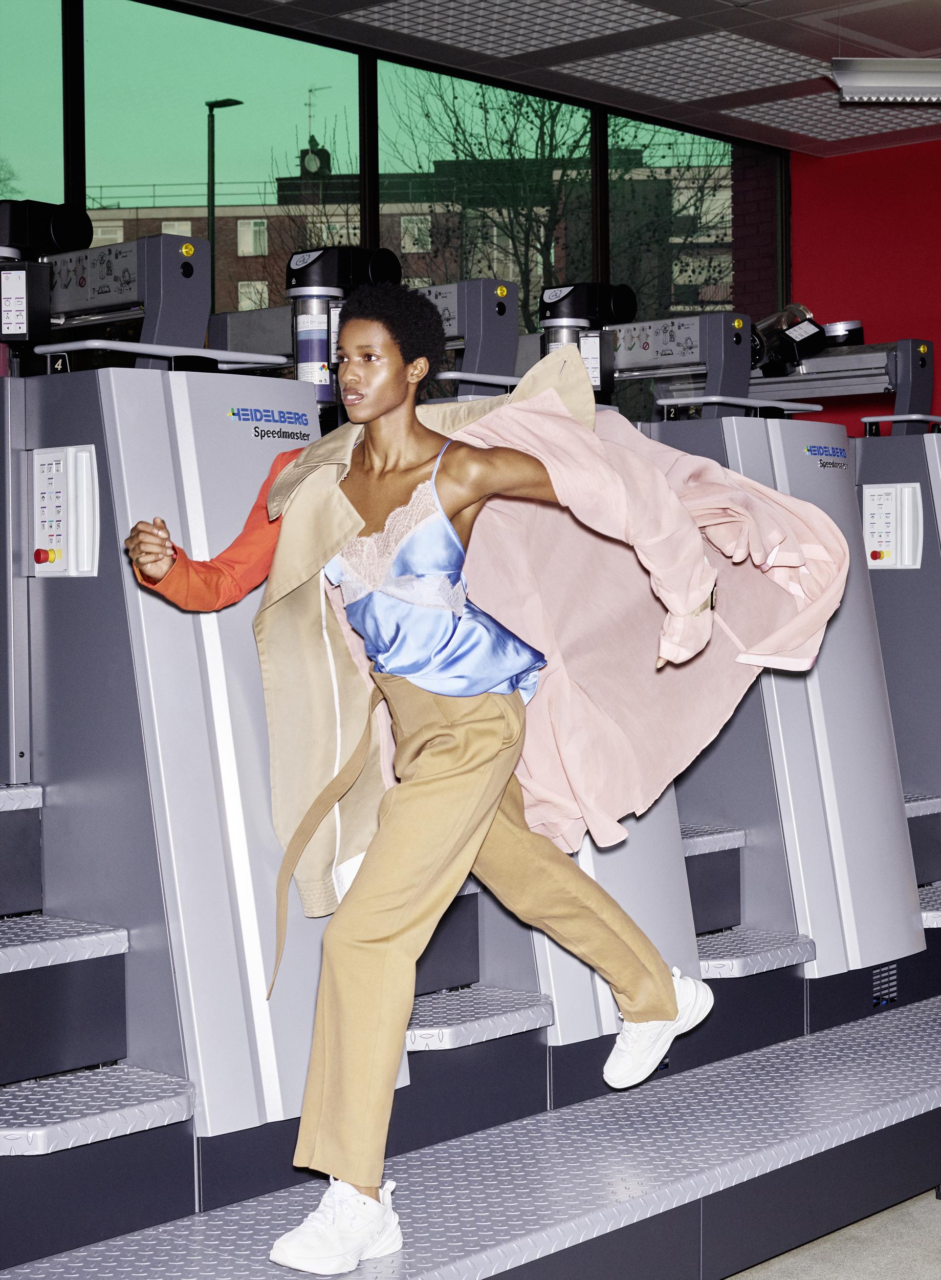 Grazia magazine Big Fashion Shoot