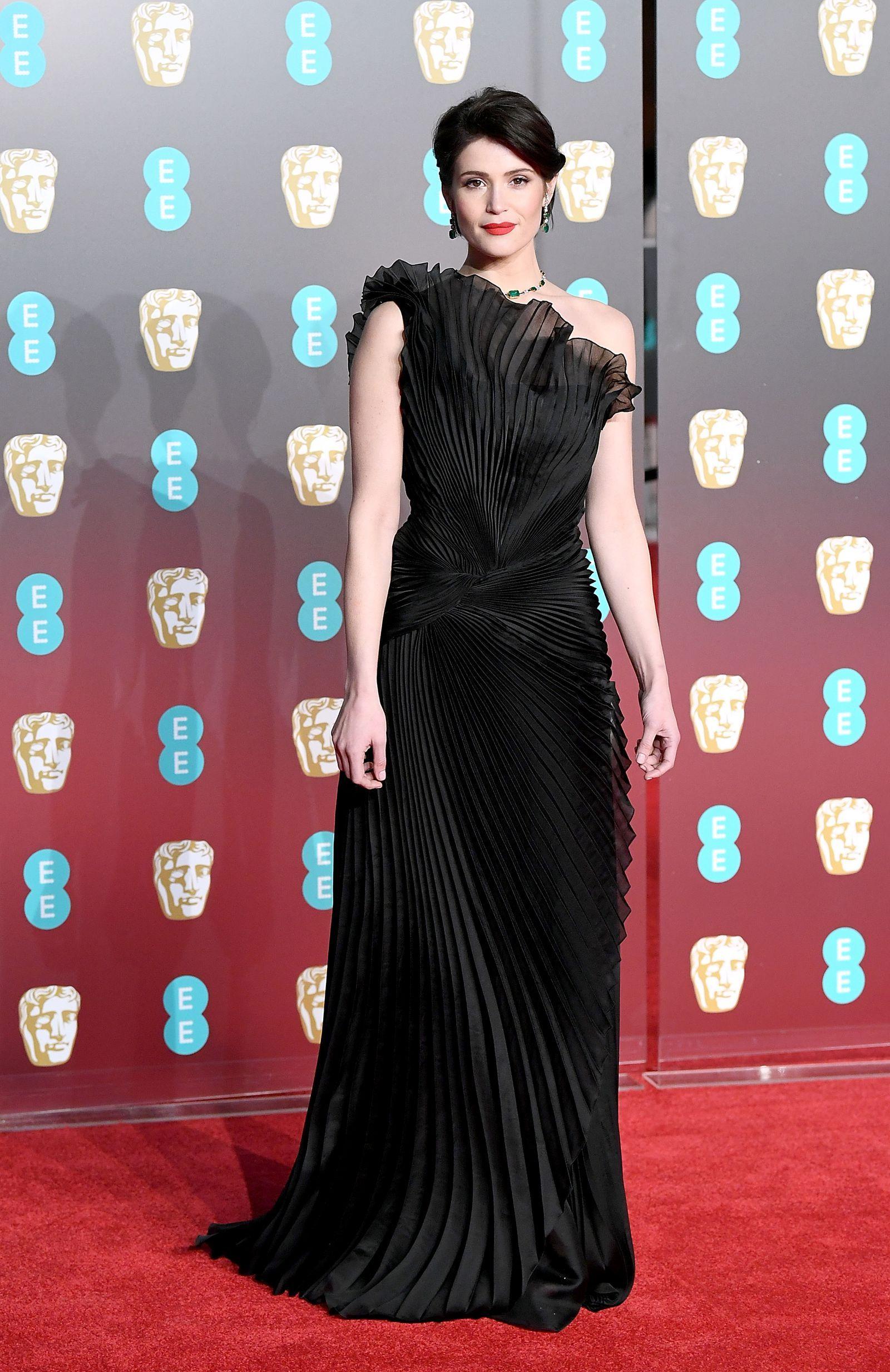Gemma Arterton, BAFTAs