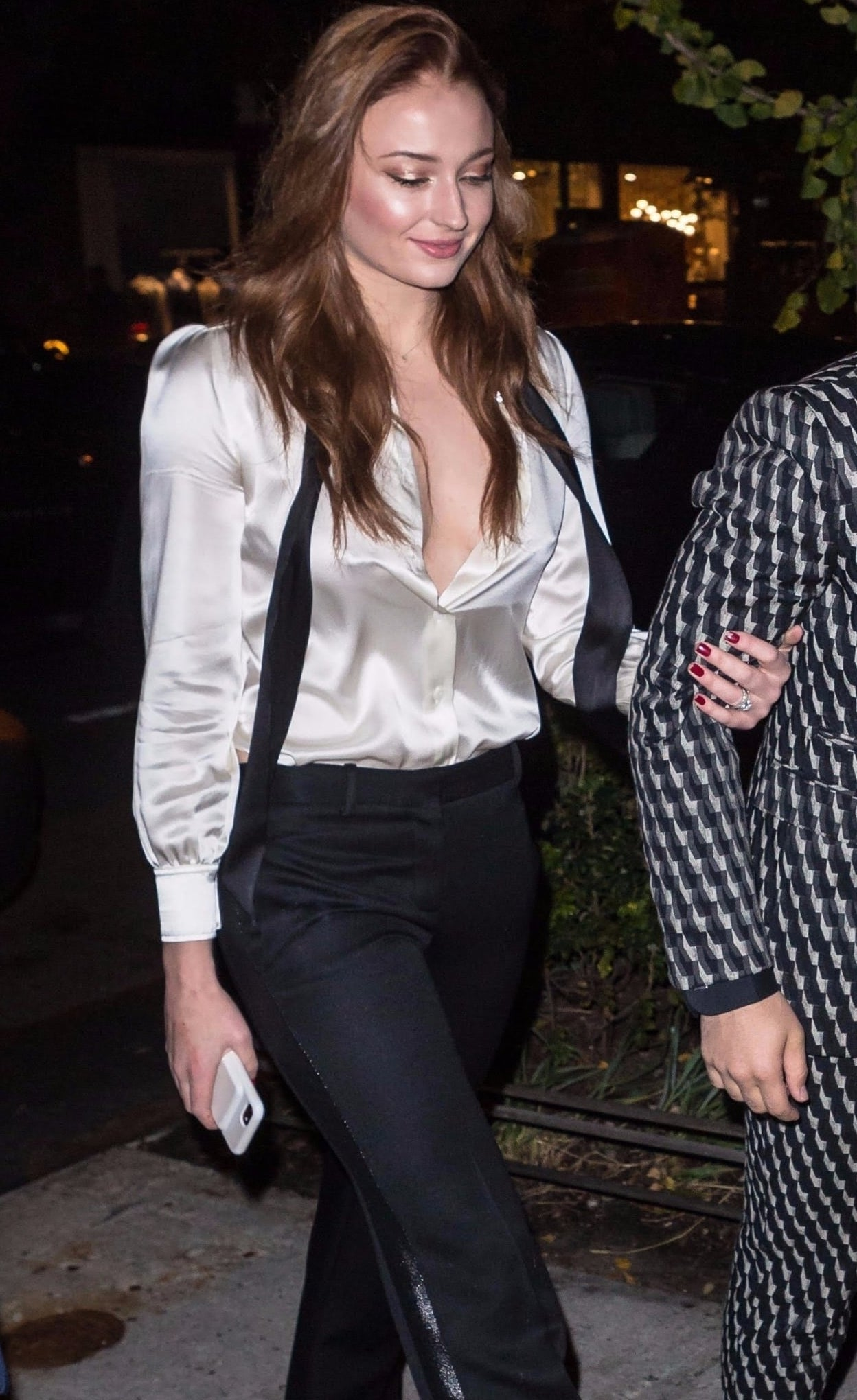 Sophie Turner, Engagement Party